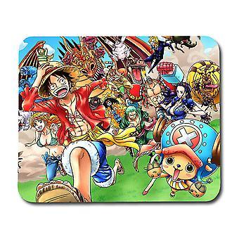 Manga One Piece Mouse Pad