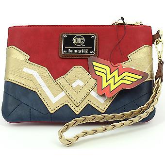 Loungefly Wonder Woman Wrist Pouch