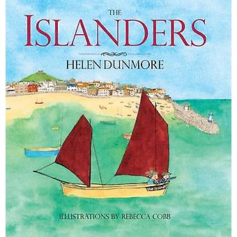 The Islanders by Helen Dunmore & Illustrated by Rebecca Cobb