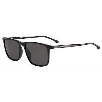Sunglasses 1046/S807/IR Men's Black/Grey