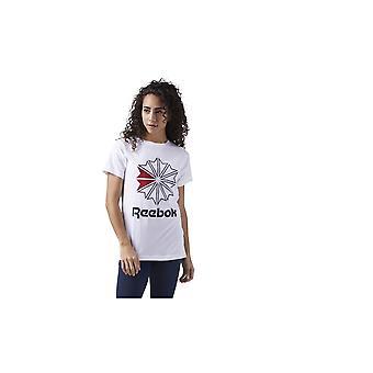 Reebok F GR Tee CD8241 universel hele året kvinder t-shirt