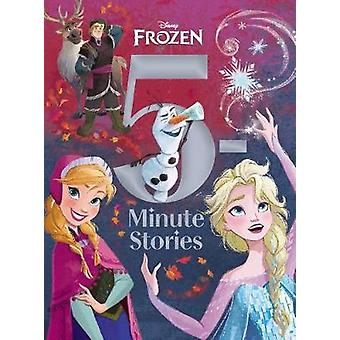 5-minute Frozen - 5-Minute Stories by Disney Book Group - 978136804195
