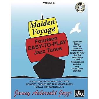 Volume 54 - Maiden Voyage - Fourteen Easy-To-Play Jazz Tunes (with Fre