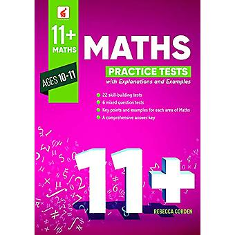 Foxton's 11 Plus Maths Practice Tests by Rebecca Corden - 97819114814
