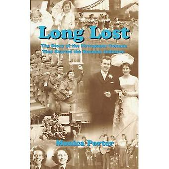 Long Lost: The Story of the Newspaper Column That Started the Reunion Industry