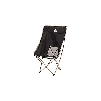 Robens Trekking Strider Foldable Camping Chair Black