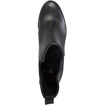 WHITE MOUNTAIN Shoes Destiny Women's Bootie, Black/Burn/SM, 6H M