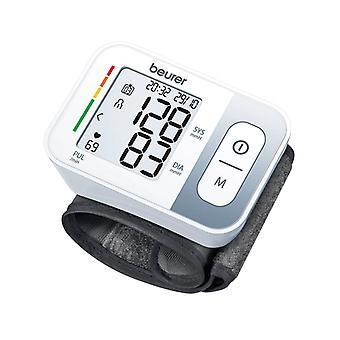 Monitor de pressão arterial de pulso Beurer BC-28 Branco