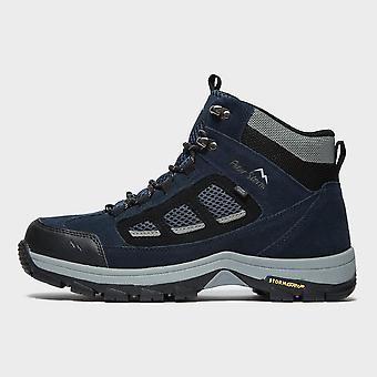 Neue Peter Storm Men's Camborne Mid Walking Boots Navy