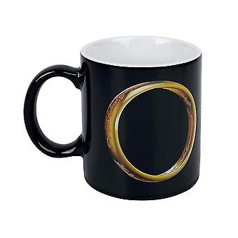 Lord of the Rings, Heat-Changing Mug - One Ring