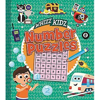 Whizz Kidz - Number Puzzles by Matthew Scott - 9781789503111 Book