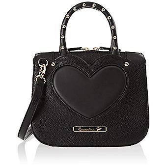 BRACCIALINS YOUR By Love Black Women's shoulder bag 14x19x23 cm (W x H x L)