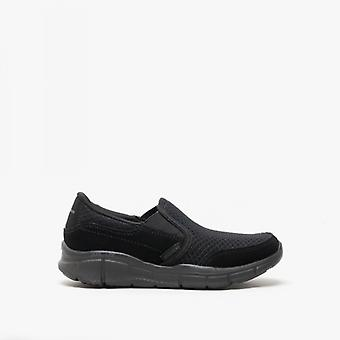 Skechers Equalizer-persistent Kids Trainers Black