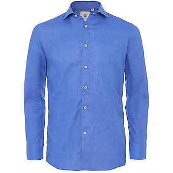 Altemflower Regular Fit Linen Shirt