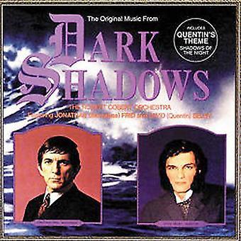 Various Artists - Dark Shadows [CD] USA import