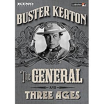 General / Three Ages [DVD] USA import