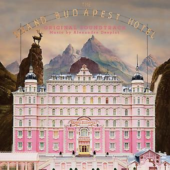 Various Artists - Grand Budapest Hotel [CD] USA import