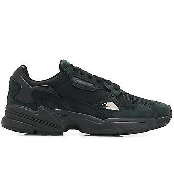 Falcon Core Black Sneakers