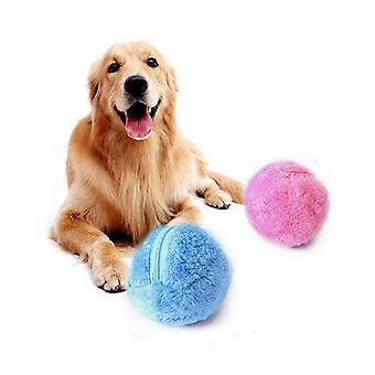 Electric Magic Roller Toy Ball - Automatic Roller For Dog Cat Pet With Battery
