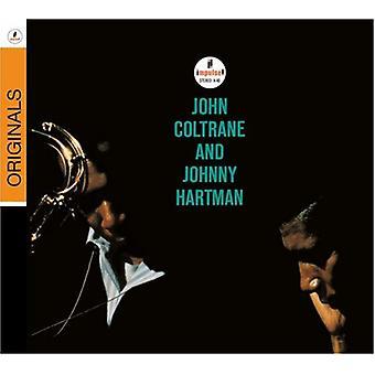 Coltrane/Hartman - John Coltrane & Johnny Hartman [CD] USA import