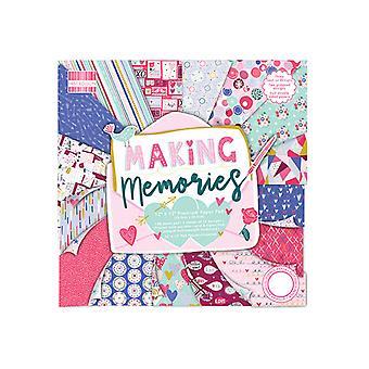 Première édition Making Memories 12x12 Inch Paper Pad