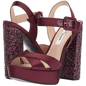 Nina Womens savita Open Toe Special Occasion Slingback Sandals