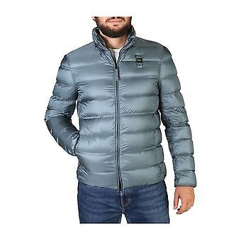 Blue - Clothing - Jackets - 19WBLUC03031-004938_943 - Men - slategray - XXL