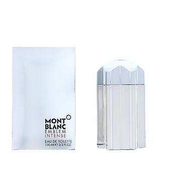 Mont Blanc Emblem Intense Eau de Toilette 100ml Spray Para él