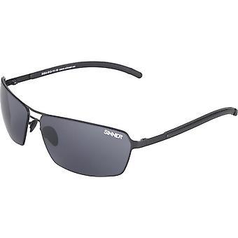 Zondaar Madura zonnebril Zwart Mat
