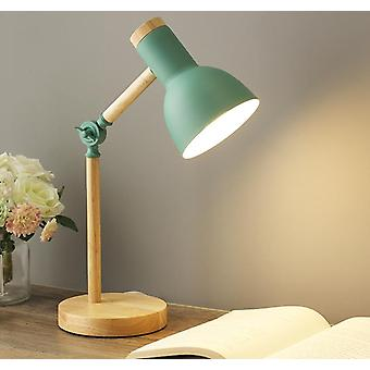 Nordic Table-lamp Modern Bedroom Bedside-lamp, Office Reading Study Lamp