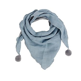 Baby Triangle Scarves, Shawl Cotton Neck Collars Warm Kids