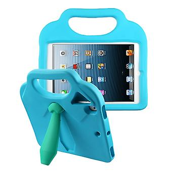 Tie Kids Drop-resistant Protector Cover for iPad Air (A1474,A1475,A1476) - Blue