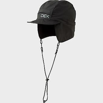 New OEX Men's Halley Mountain Cap Black