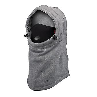 Airhole Airhood Combo Polar - Heather Grey