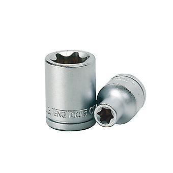 Teng Torx S2 Socket 1/2in Lecteur E12 TENM120712
