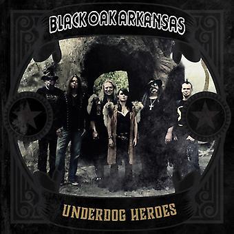 Underdog Heroes [CD] USA import