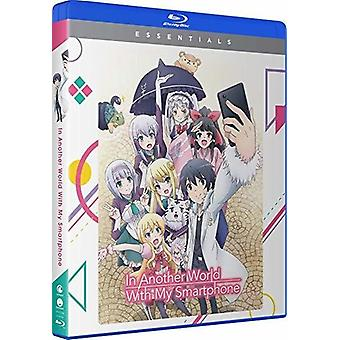 In Another World With My Smartphone: Comp Series [Blu-ray] USA import