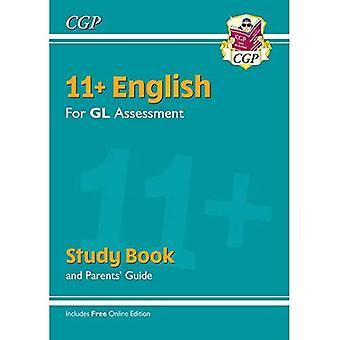 Ny 11 + GL English Study book (med forældre ' Guide & online udgave)