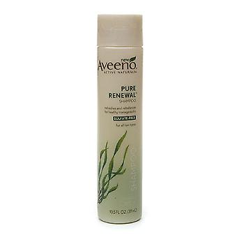 Aveeno active naturals renouvellement pur shampoing, 10,5 oz