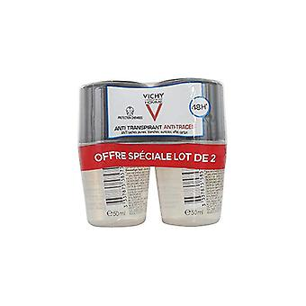 Roll-On Deodorant Homme Deo Vichy (2 st)