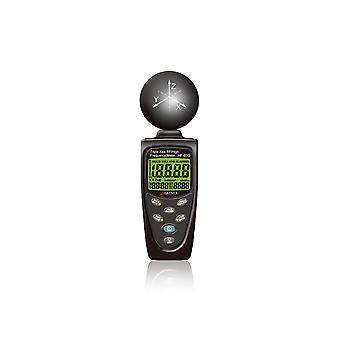 Latnex® hf-b3g 3 tengely hf rf mérő analizátor és detektor 50mhz - 3.5ghz mérési emf sugárzás