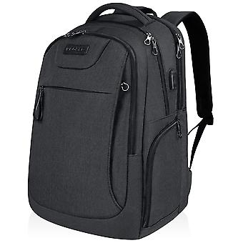 Kroser school laptop backpack for 17.3 inch laptop anti-theft large travel computer backpack with us