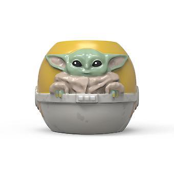 Star Wars The Mandalorian The Child Carrier Sculpted Mug