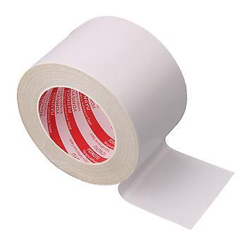 Boden TeppichBand Kleber Stark zuverlässig doppelseitig 80mmx20m weiß