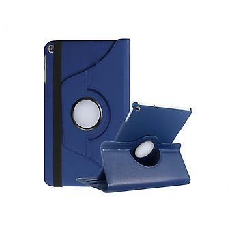 FONU 360° Bücherregal Cover Samsung Galaxy Tab S5e (SM-T720 / SM-T725) - Dunkelblau