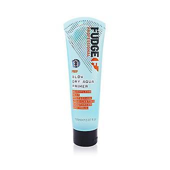 Fudge Prep Blow Dry Aqua Primer (Factor de retención 3) 150ml/5.07oz