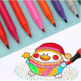 Mimigo 12 Watercolor Pens For Childs Christmas Gifts For Kids