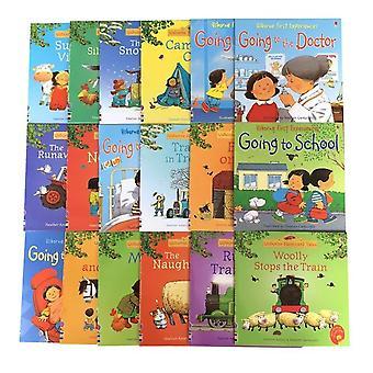 Kinderen Engels Farmyard Tales Series Farm Story Engels Boek