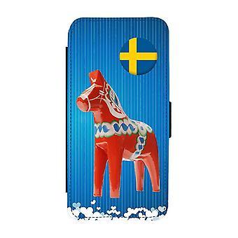 Custodia portafoglio Dalahäst iPhone 12 / iPhone 12 Pro