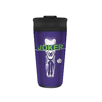The Joker Straight Outta Arkham Travel Mug